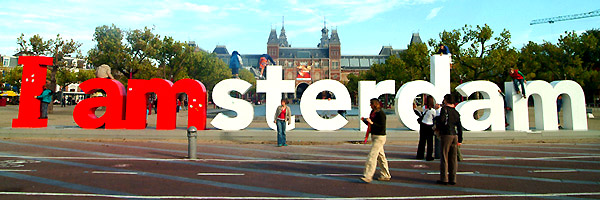Amsterdam-letters