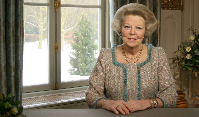 Beatrix Kerst 2009