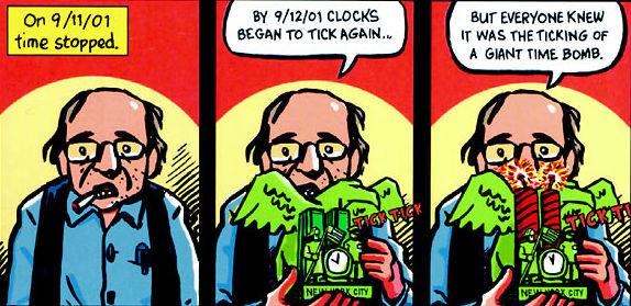 Spiegelman 911-time