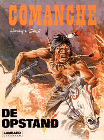Comanche-Opstand