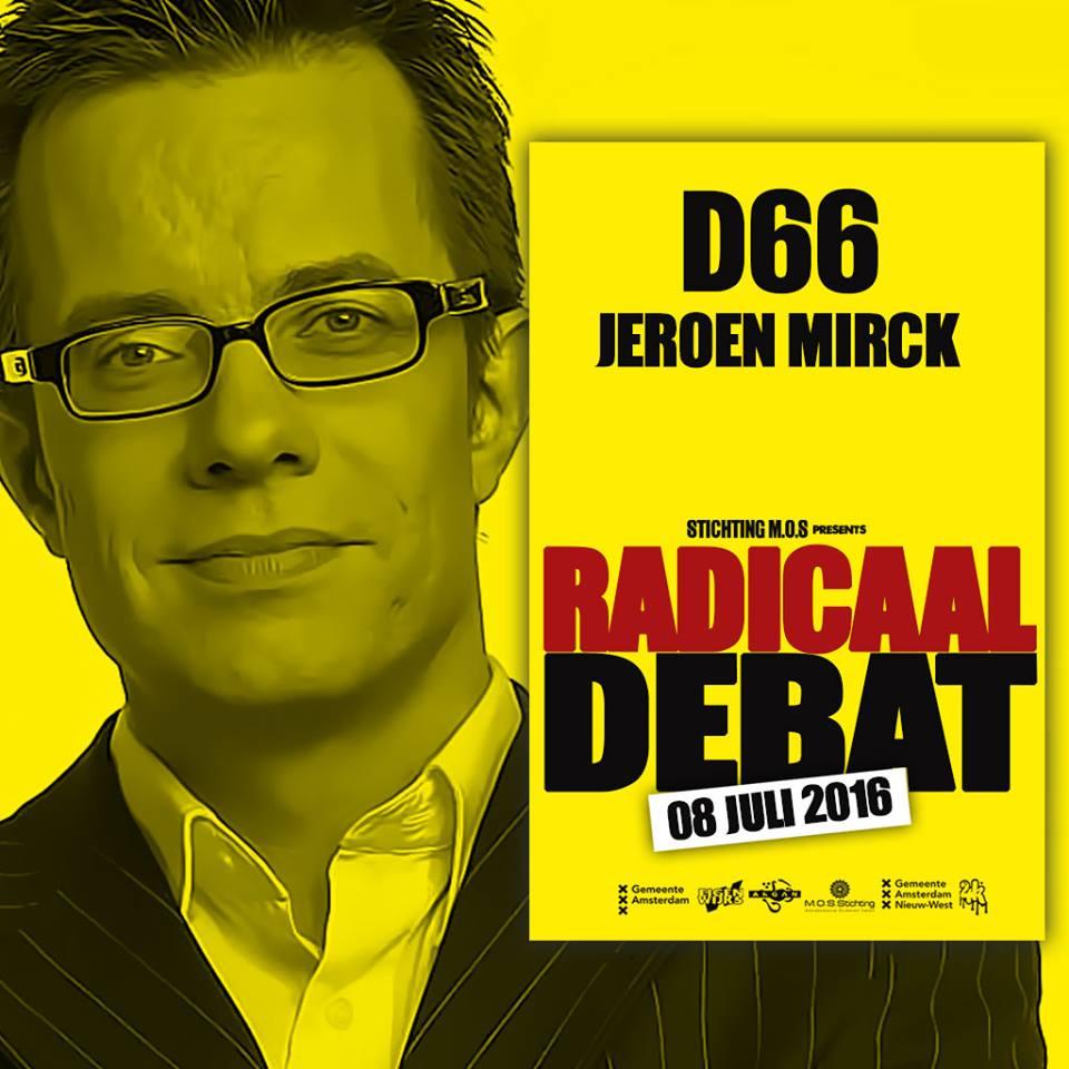 Radicaal Debat Mirck
