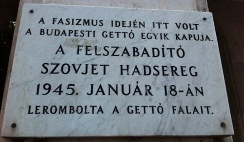 Budapest-sign