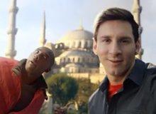 Messi-selfi