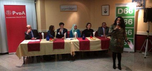 D66NW-vrouwendebat