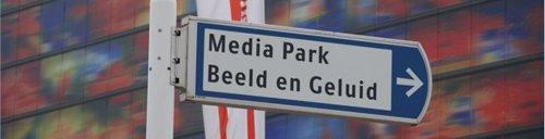 Mediapark-sign