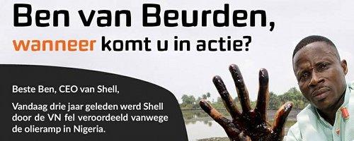 Milieudefensie-Shell