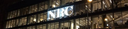 NRC-gebouw
