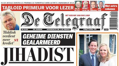 Telegraaf-tabloid
