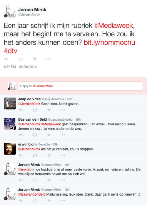 Twitter-debat-Uncommon
