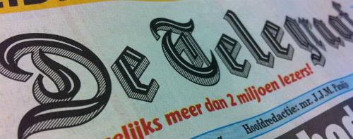 Telegraaf-cover