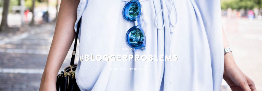 Modeblog-problems