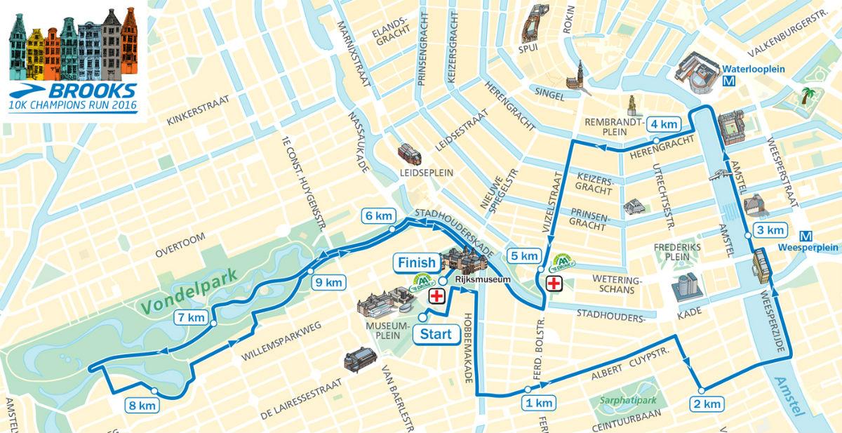 Brooks-10K-parcours