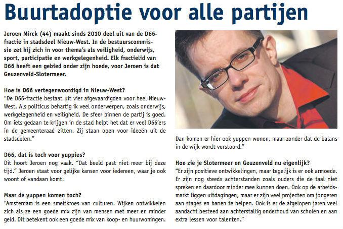 D66-interview GaSet (excerpt)