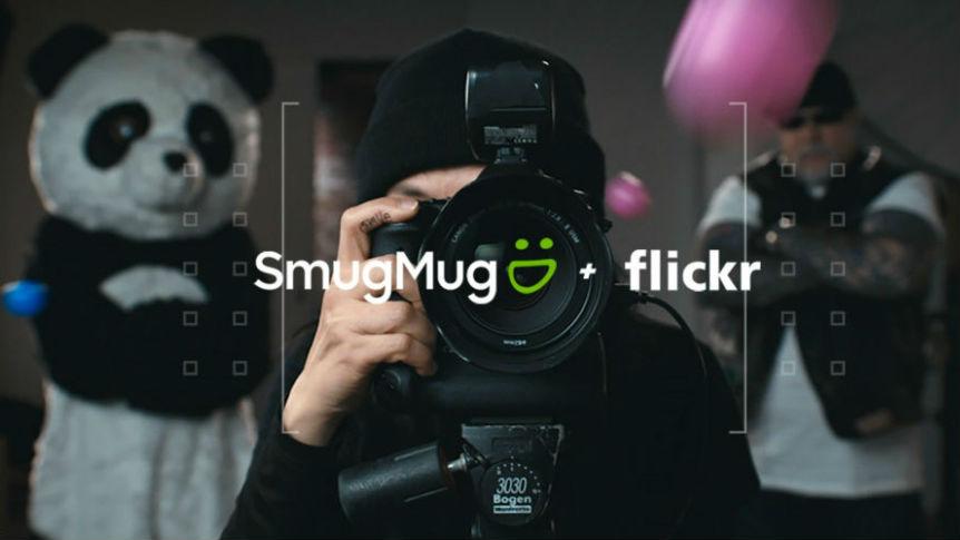 Flickr & SmugMug