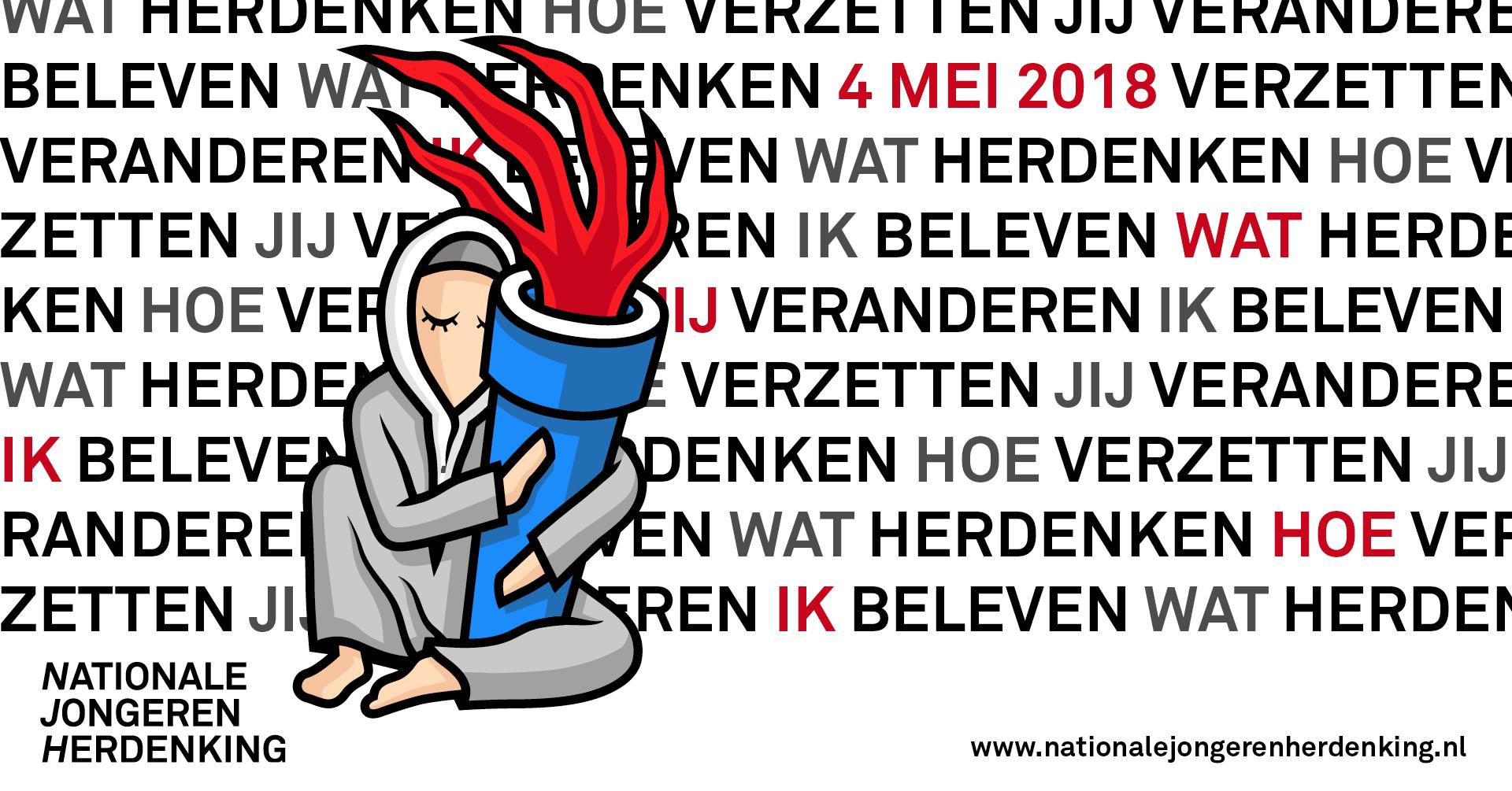 Nationale Jongeren Herdenking 2018