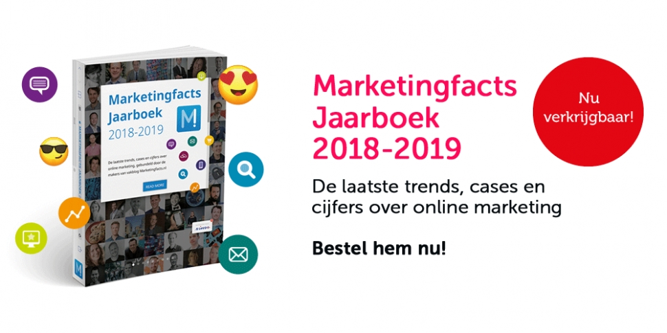 Marketingfacts Jaarboek 2018