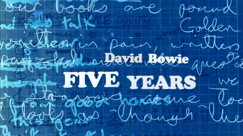 Five Years (David Bowie)