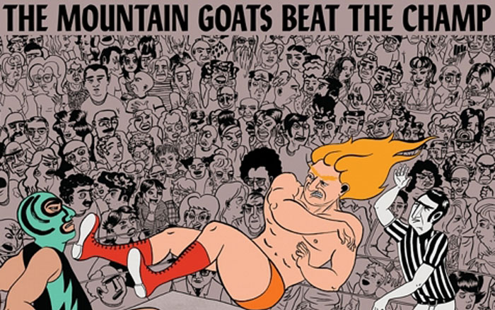 Beat the Champ (Mountain Goats)